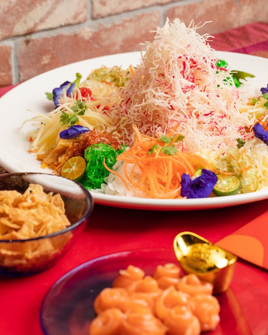 best yusheng - blue jasmine